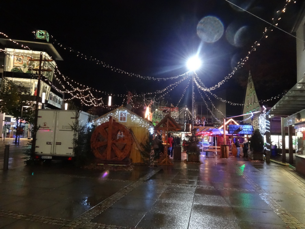 Christmas market in Heidenheim