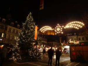 Heidelberger Weihnachtsmarkt - Kornmarkt