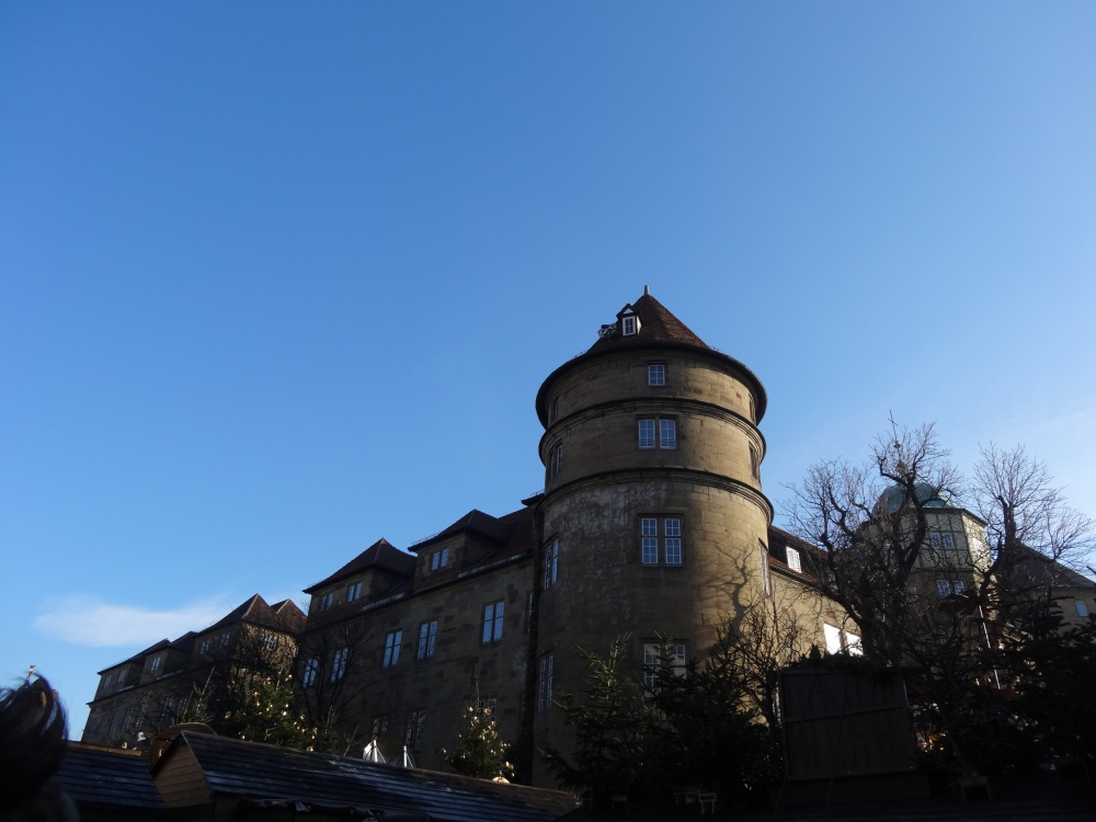 Altes Schloss - Old Castle