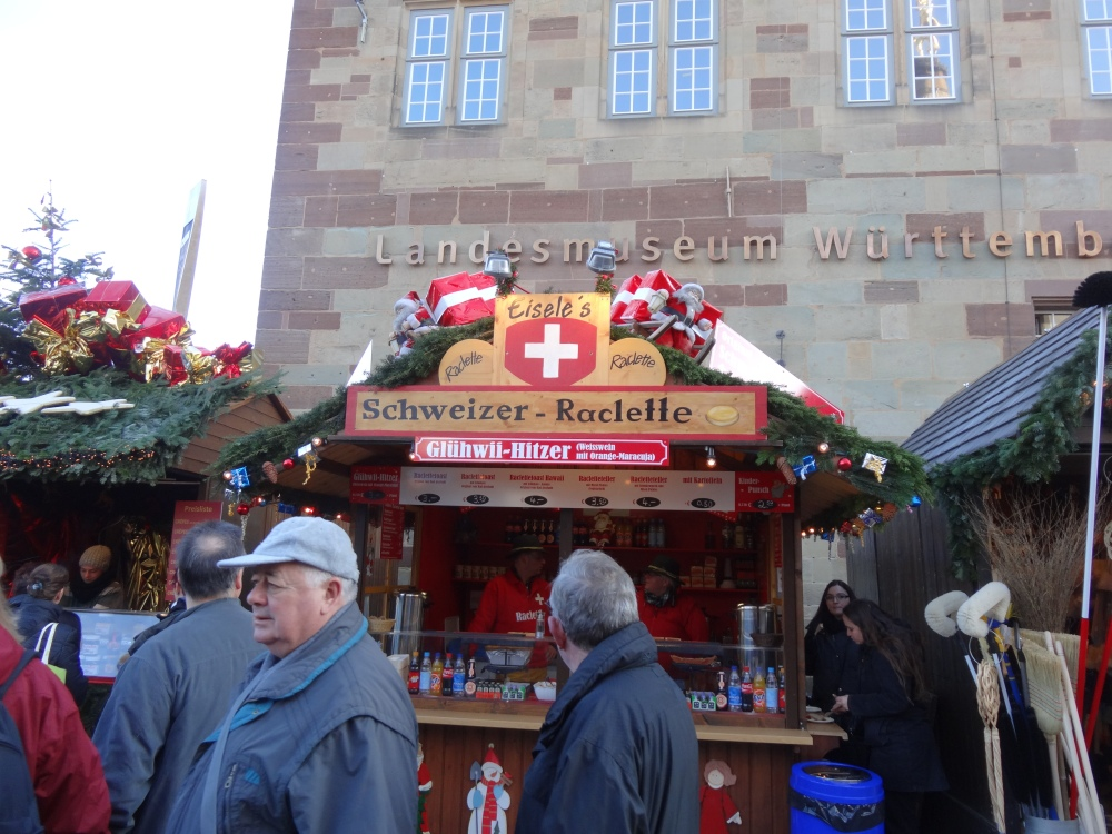I was so tempted to try raclette here but it was really expensive for just one piece of cheese!