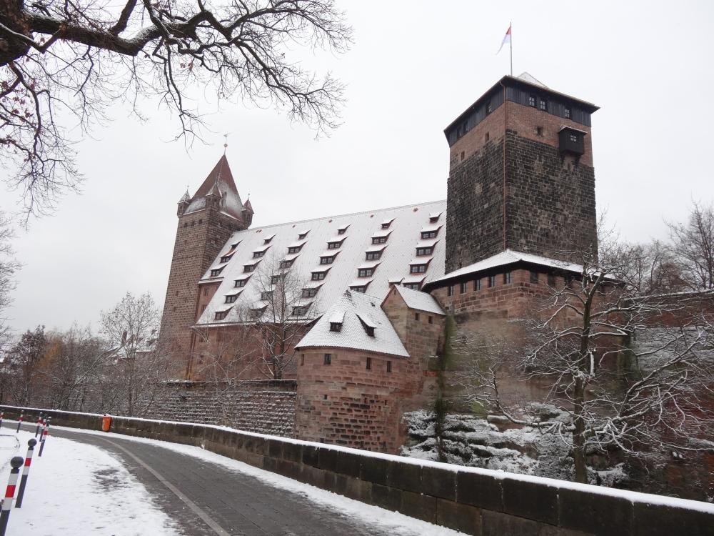 Nürnberger Burg (Nuremberg Castle)