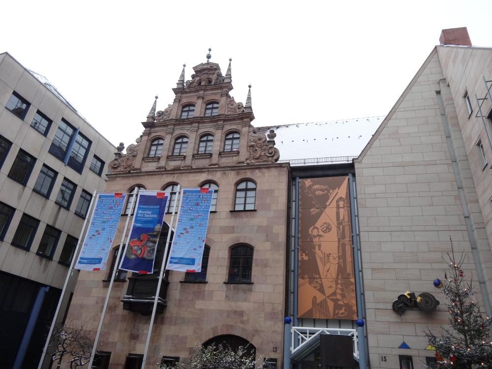Nürnberg Spielzeugmuseum – Toy Museum