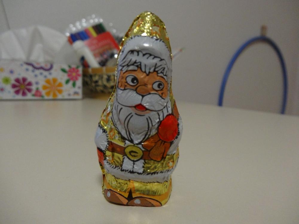 St Nikolaus Chocolate