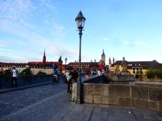On the Alter Mainbrücke
