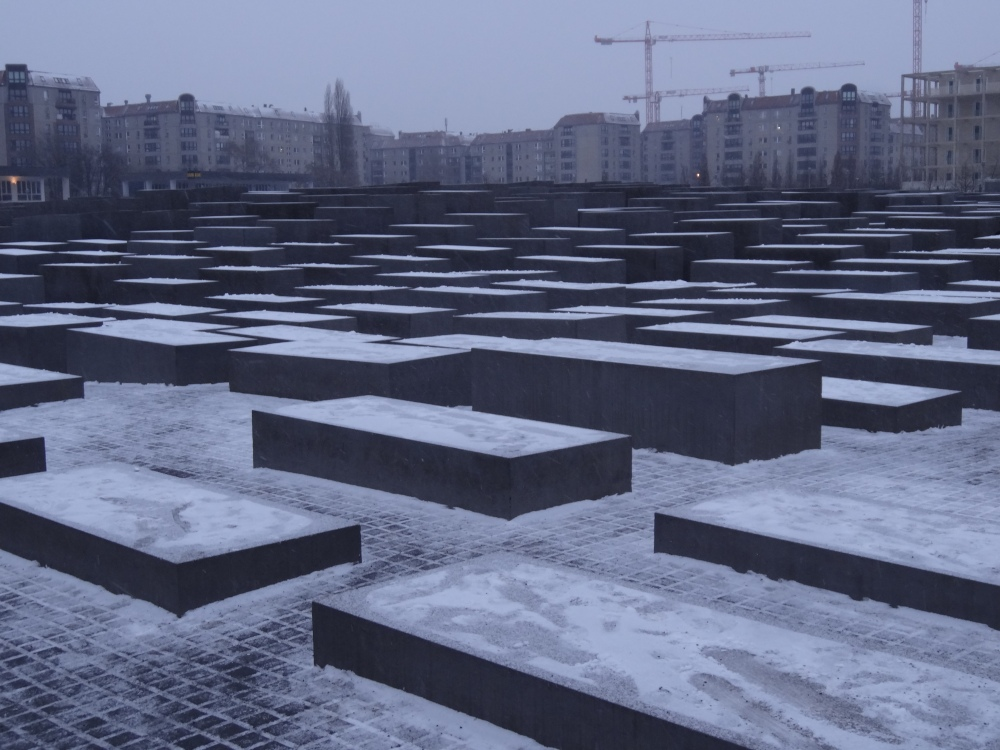 Holocaust Memorial - Memorial to the Murdered Jews of Europe