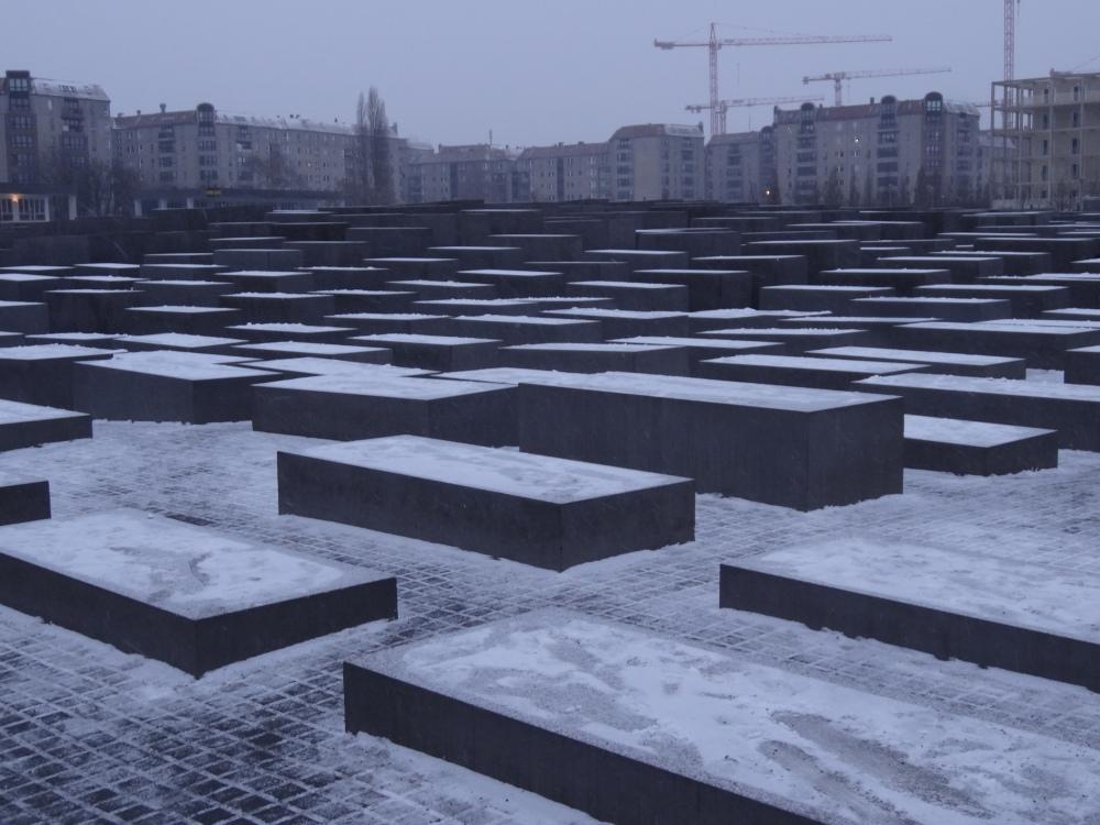 Holocaust Memorial - Memorial to the Murdered Jews of Europe