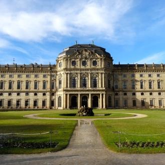 Würzburger Residenz (Würzburg Residence Palace)