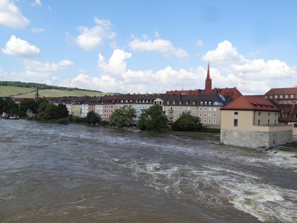 Fluss (River) Neckar