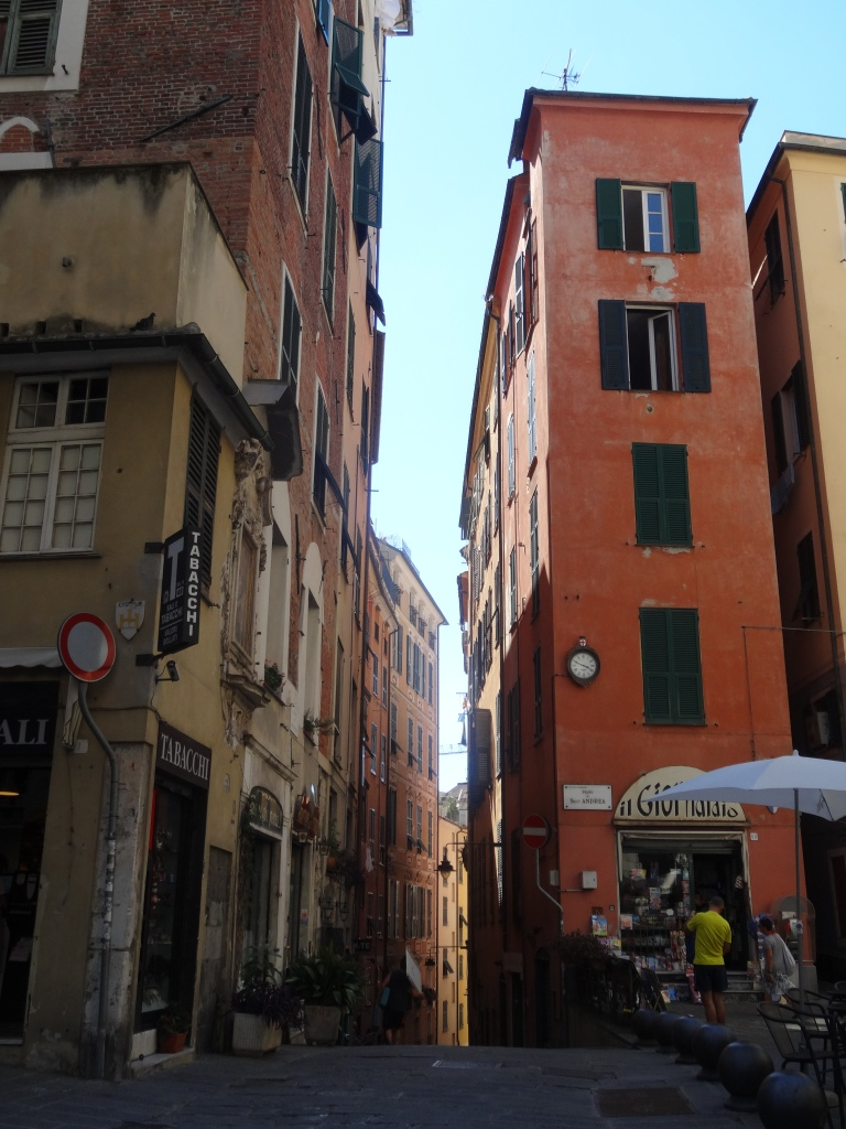 Historic center of Genoa