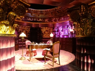 Ugh, that's right, it's the notorious Dolores Umbridge's office