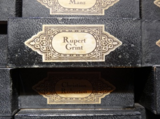 Found in Ollivander's Wand Shop