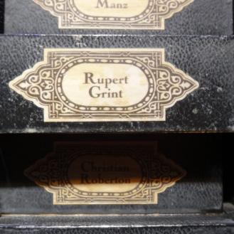 Found in Ollivander's Wand Shop