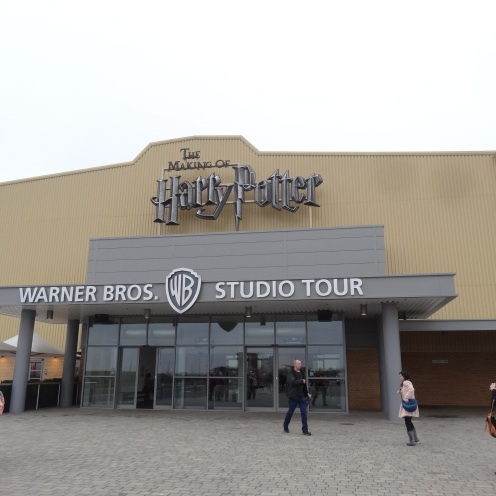 Wagner Bros. Studio Tour London – The Making of Harry Potter