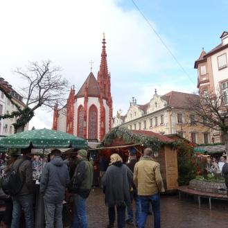 Christmas Market in Würzburg