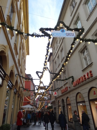 Würzburg is best experienced during Christmas!
