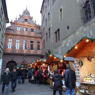 Artist's Christmas Market at Rathaus